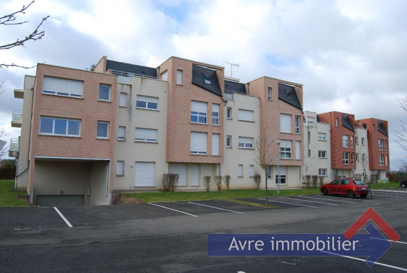 Vente appartement Verneuil d'avre et d'iton 65 800€ - Photo 1