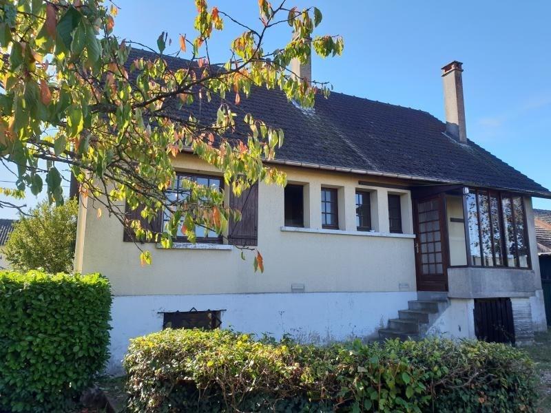 Vente maison / villa Le plessis grohan 222000€ - Photo 4