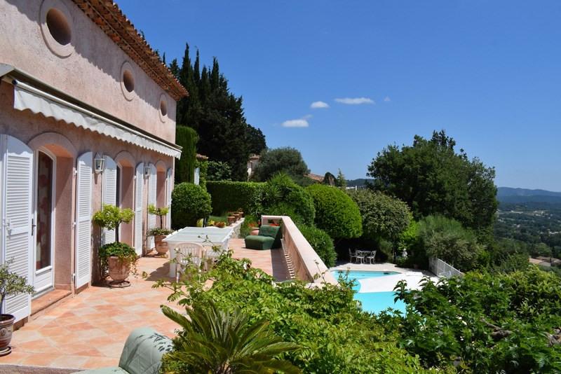 Verkauf von luxusobjekt haus Montauroux 1260000€ - Fotografie 18