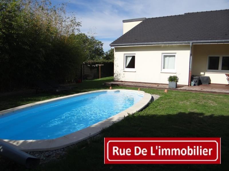 Vente de prestige maison / villa Lemberg 437824€ - Photo 1