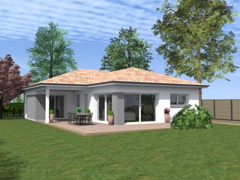 Vente maison / villa Linxe 203000€ - Photo 1