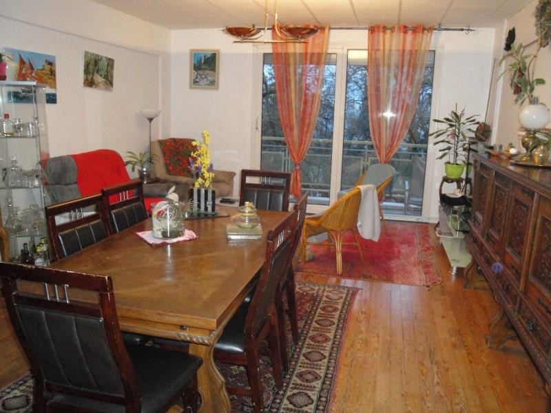 Sale apartment Montbeliard 124000€ - Picture 1