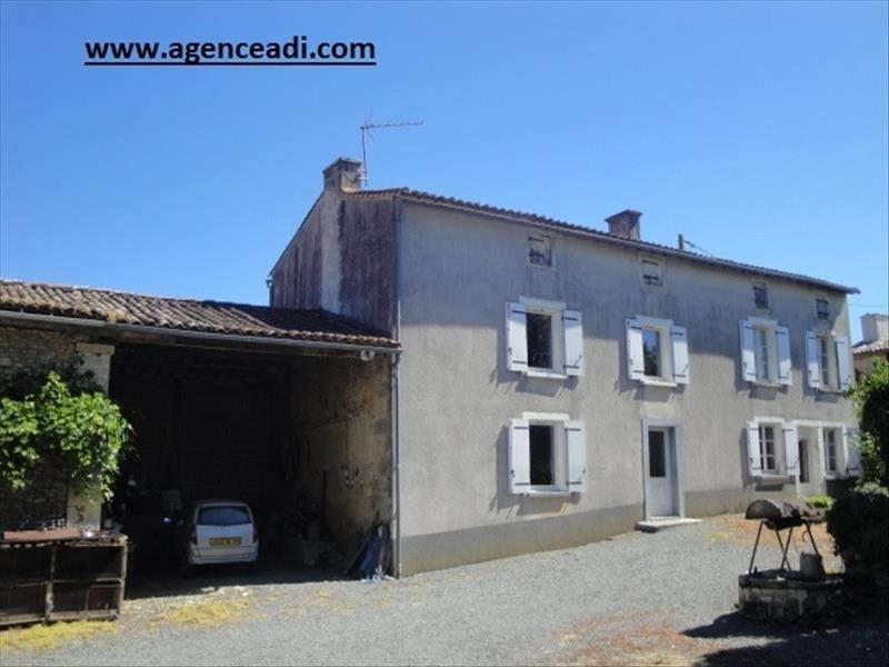 Vente maison / villa La creche 106000€ - Photo 1