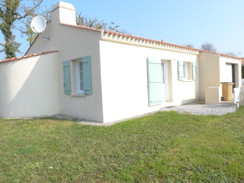 Vente maison / villa Beaulieu sous la roche 139000€ - Photo 2