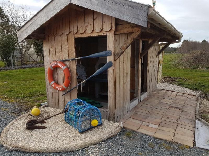 Location vacances bâtiment Le porge 300€ - Photo 10