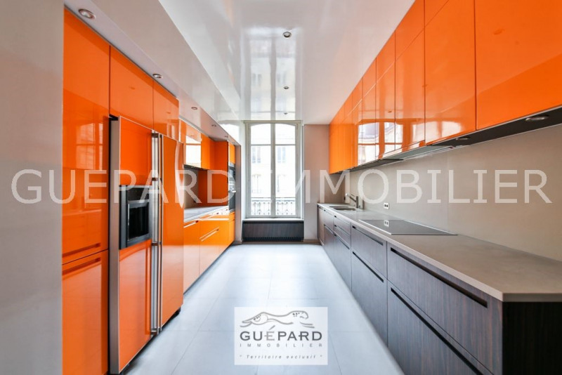 Deluxe sale apartment Paris 8ème 3 350 000€ - Picture 4