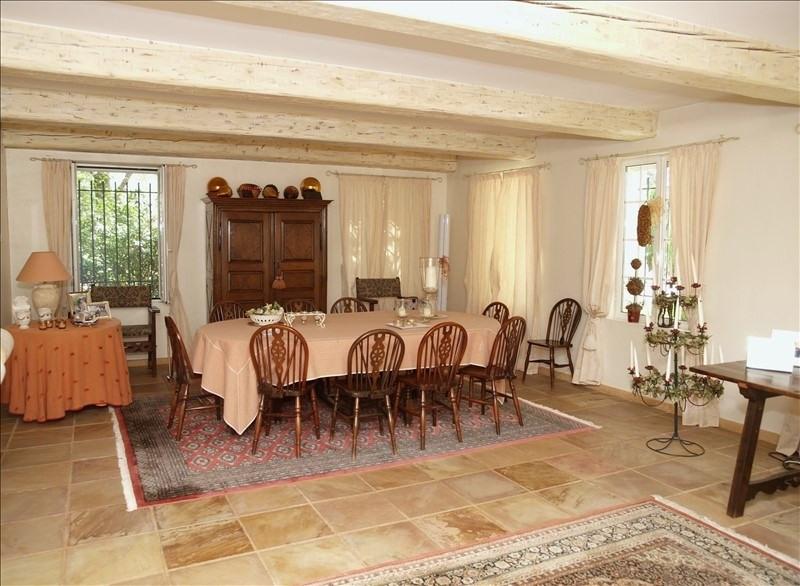 Vente de prestige maison / villa Le cannet des maures 2625000€ - Photo 6