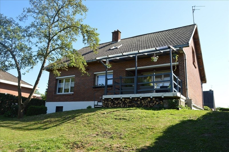 Vente maison / villa Bois bernard 275000€ - Photo 1