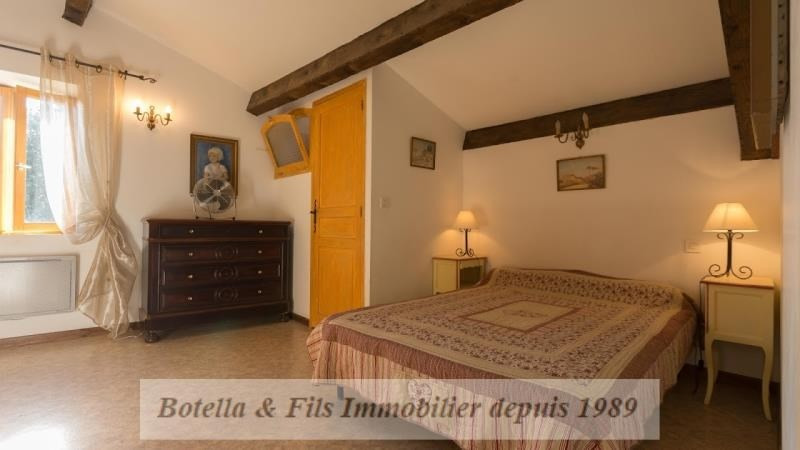 Verkoop van prestige  huis Goudargues 590000€ - Foto 6