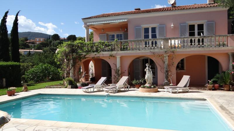 Location vacances maison / villa Cavalaire sur mer 4200€ - Photo 8