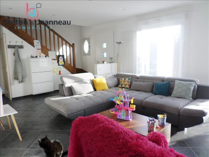 Vente maison / villa St berthevin 237120€ - Photo 9