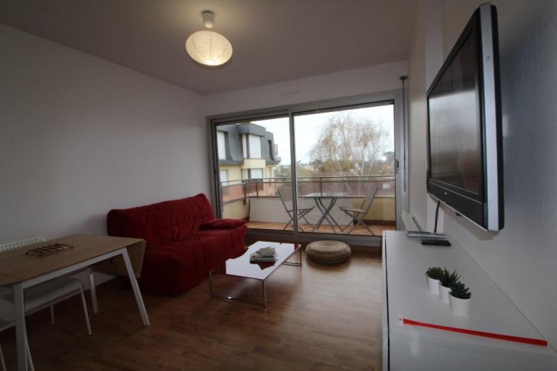 Rental apartment Larmor plage 565€ CC - Picture 1