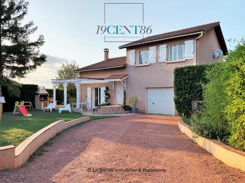 Sale house / villa Saint priest 349000€ - Picture 2