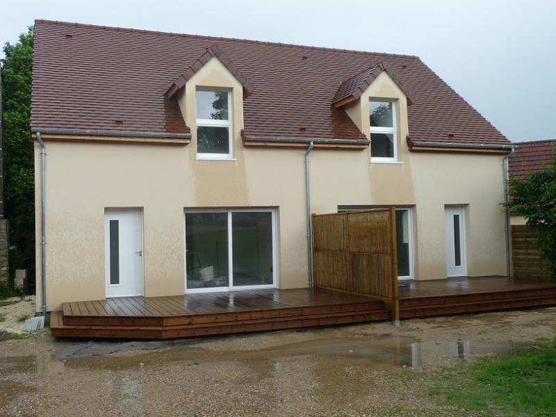 Rental house / villa Vernon 930€ CC - Picture 1