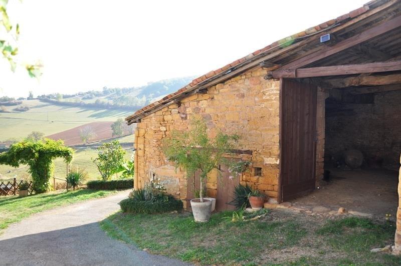 Sale house / villa Ville sur jarnioux 265000€ - Picture 4