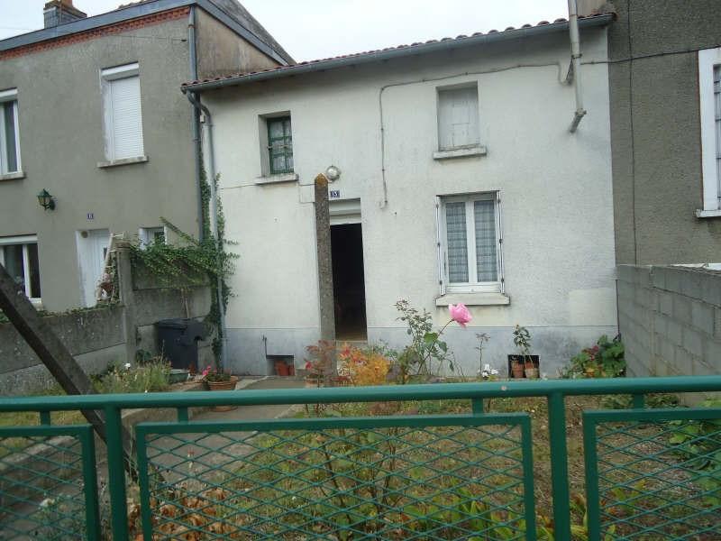 Sale house / villa Andreze 59890€ - Picture 1