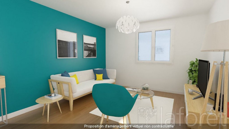 Vente appartement Bron 130 000€ - Photo 4