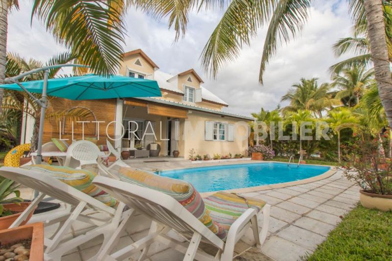Deluxe sale house / villa La saline les bains 847600€ - Picture 2