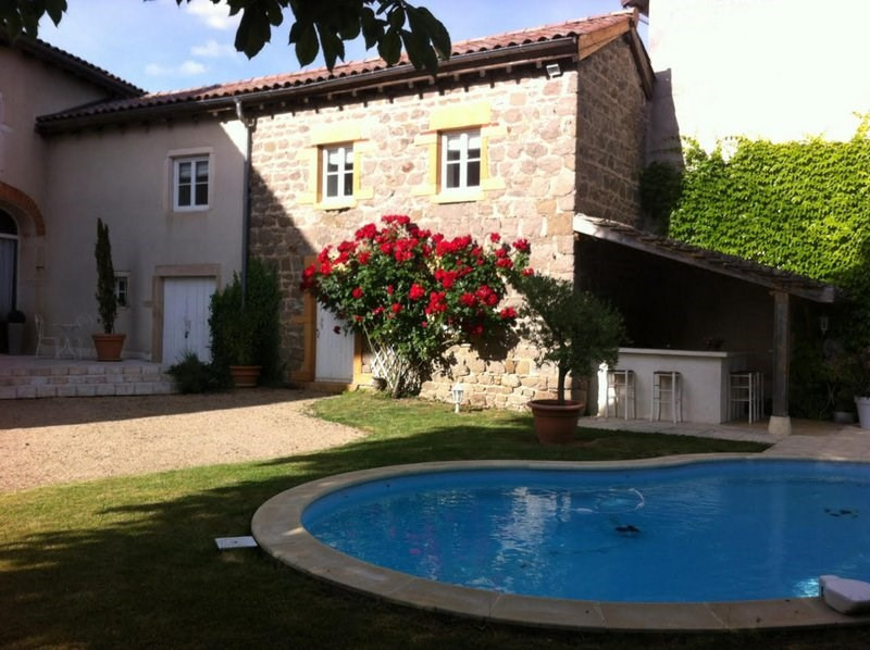 Deluxe sale house / villa Arnas 659 000€ - Picture 1