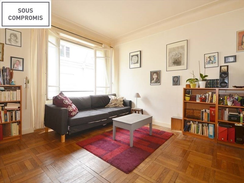 Vente appartement Nantes 214000€ - Photo 1