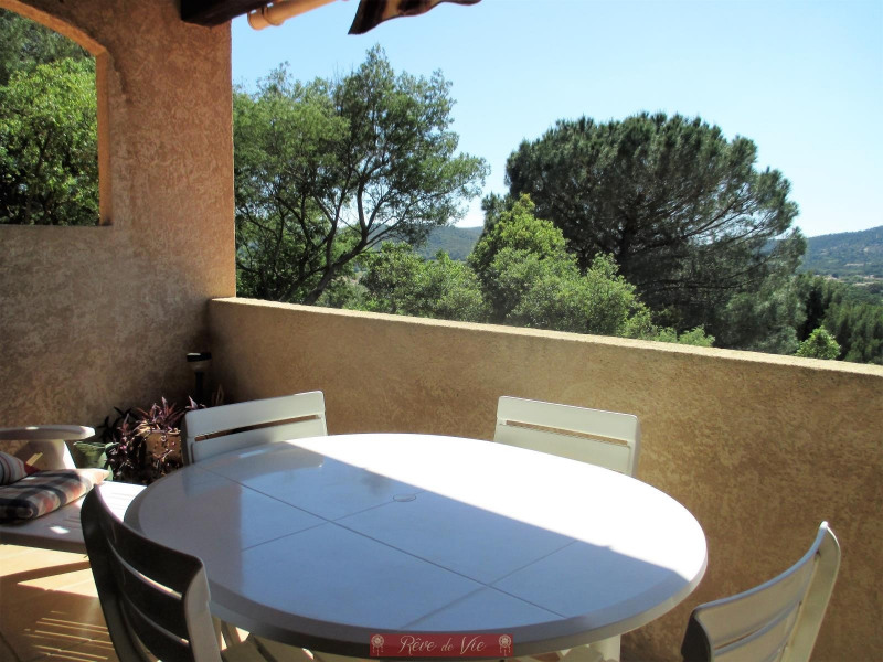 Sale apartment Bormes les mimosas 265 000€ - Picture 1