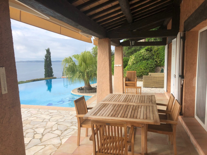 Location vacances maison / villa Les issambres 2 035€ - Photo 13