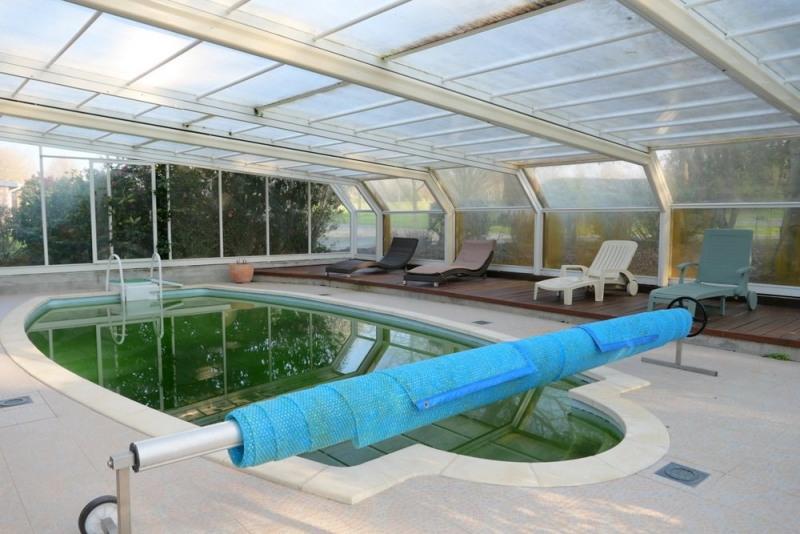 Maison avec piscine couverte sur 5 Ha
