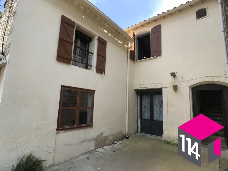 Vente maison / villa Valergues 195 000€ - Photo 1