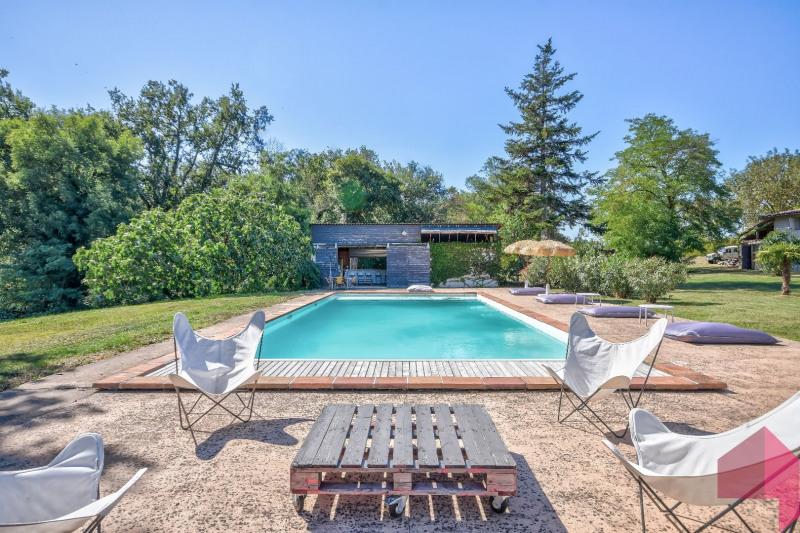 Venta de prestigio  casa Montrabe 966000€ - Fotografía 4