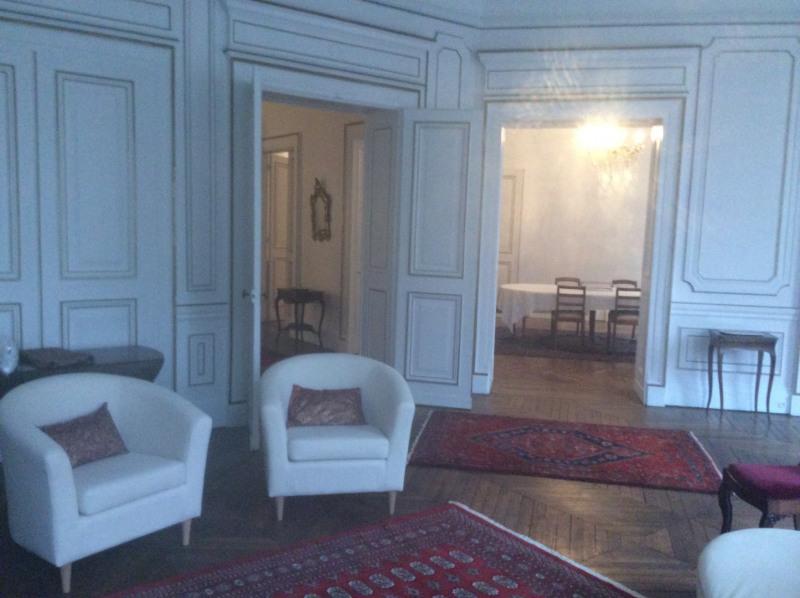 Rental apartment Paris 8ème 5900€ CC - Picture 7