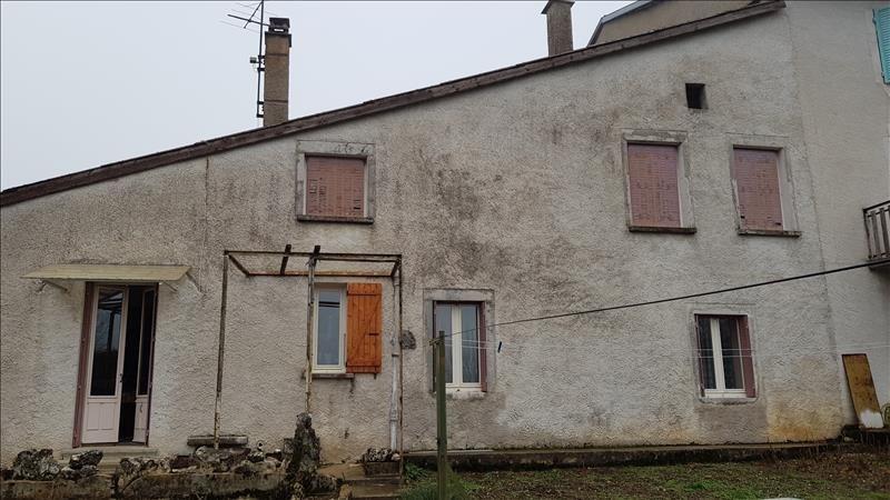 Sale house / villa Chevillard 75000€ - Picture 2