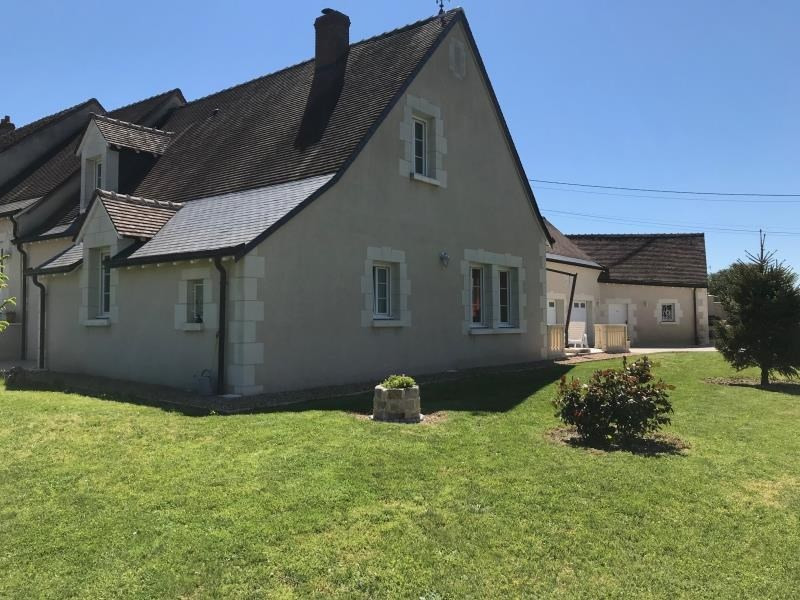 Venta  casa Saint martin le beau 519000€ - Fotografía 2