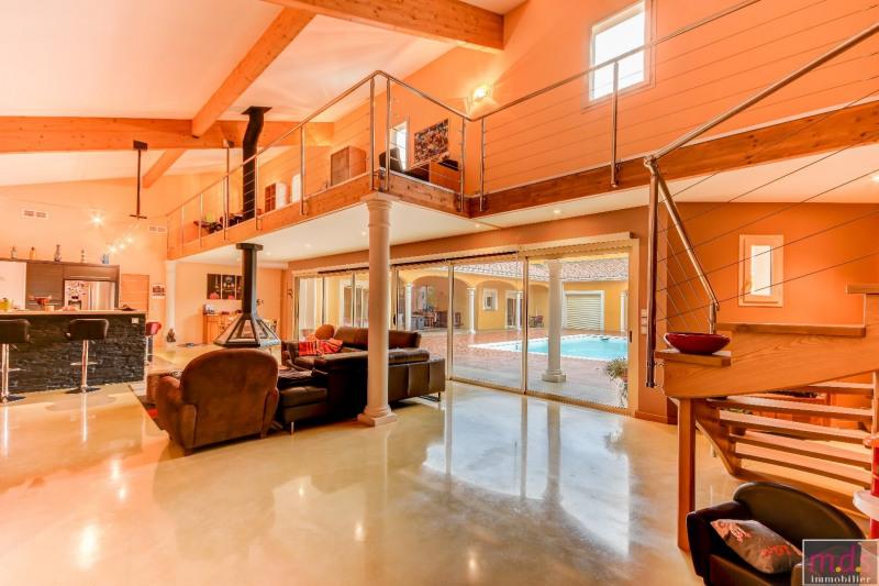 Vente de prestige maison / villa Villefranche de lauragais 615000€ - Photo 2