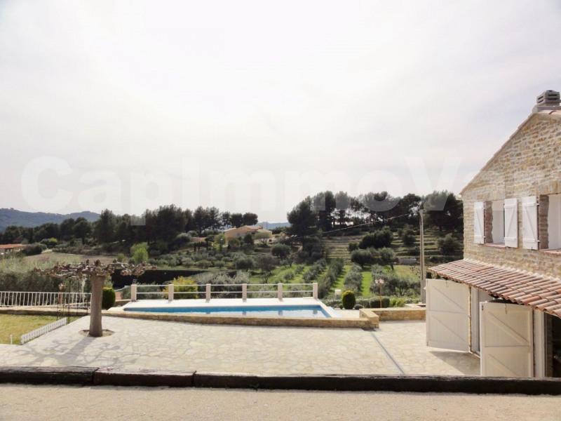 Vente de prestige maison / villa Le castellet 635000€ - Photo 4