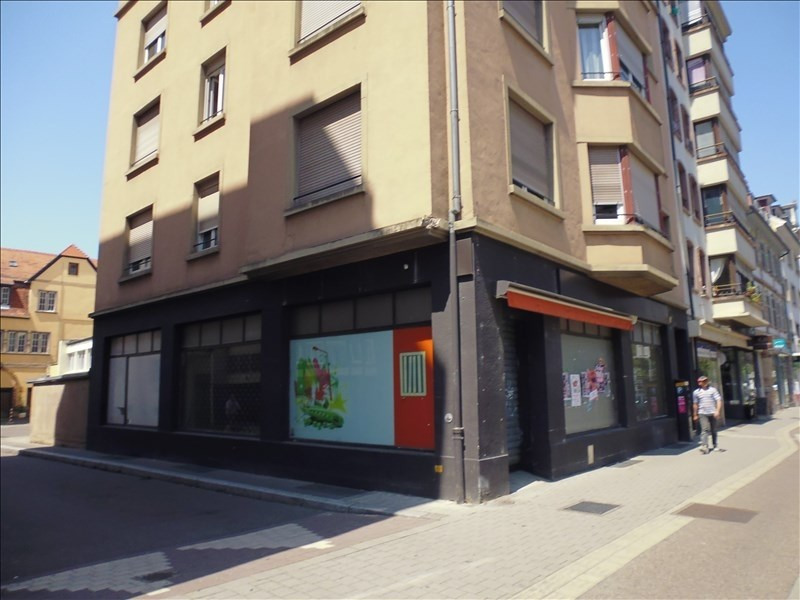 Location local commercial Strasbourg 1700€ HT/HC - Photo 1