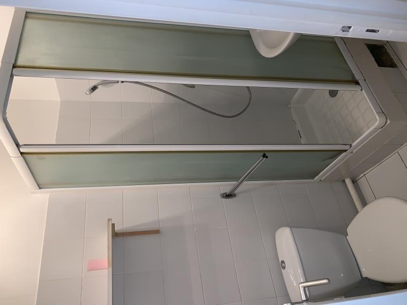 Rental apartment Paris 20ème 713€ CC - Picture 3
