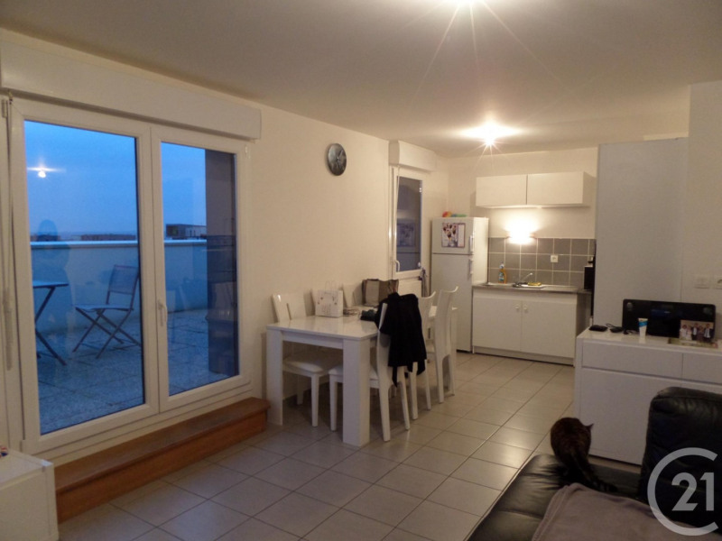 Rental apartment Herouville st clair 625€ CC - Picture 3
