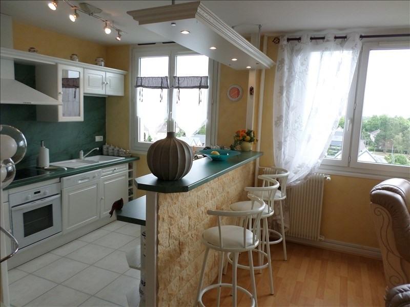 Vente appartement Rouen 69000€ - Photo 2