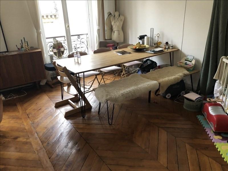 Sale apartment Paris 8ème 630000€ - Picture 2