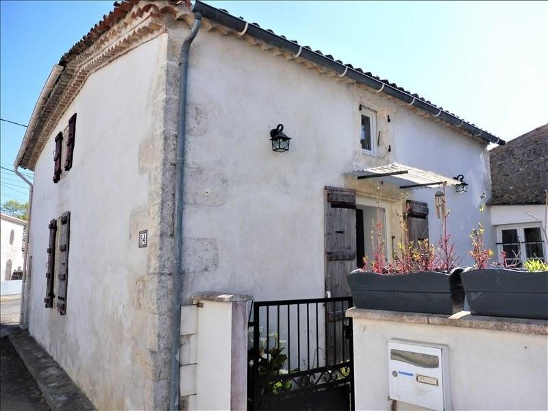Vente maison / villa Corme ecluse 143775€ - Photo 1
