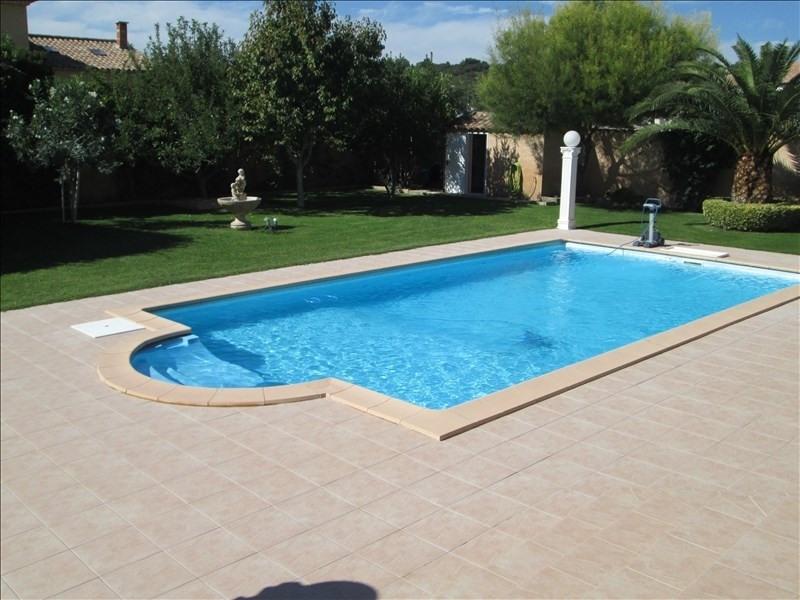 Vente de prestige maison / villa Poussan 583000€ - Photo 4