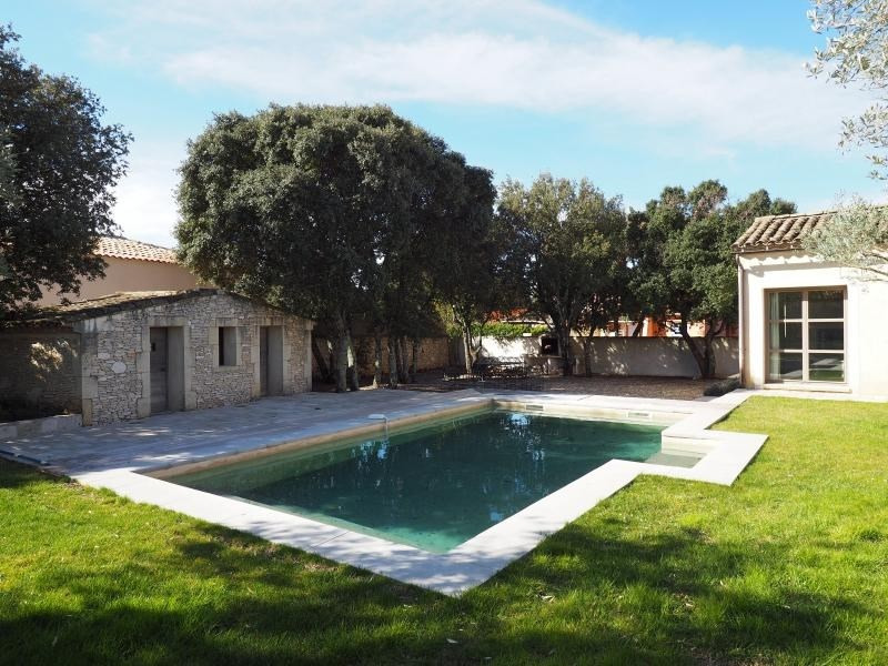 Verkoop van prestige  huis Uzes 729000€ - Foto 15