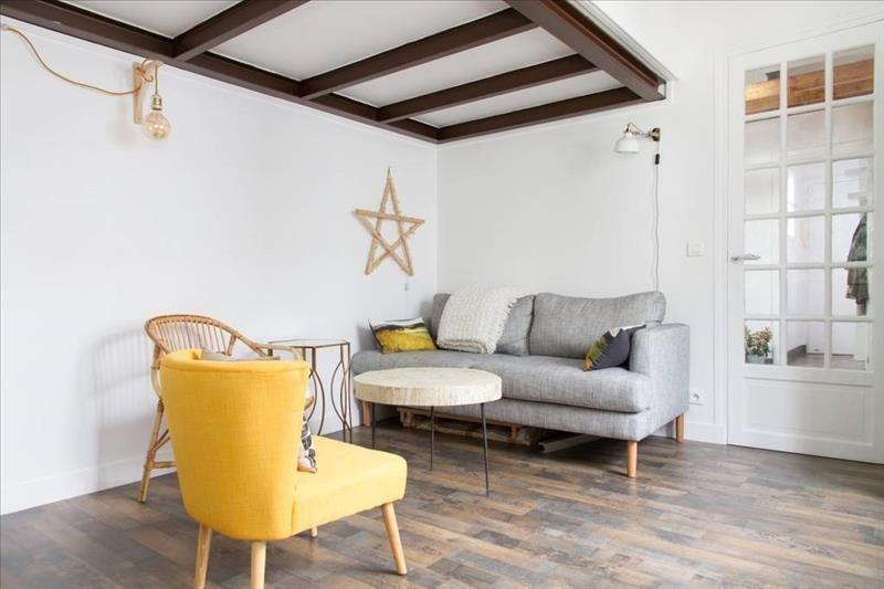 Sale apartment Paris 18ème 328000€ - Picture 2
