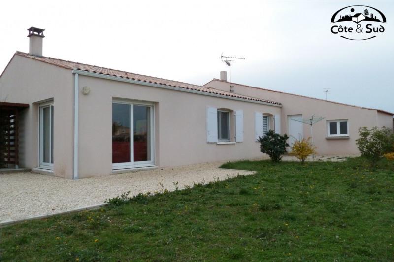 Revenda casa St christophe 270300€ - Fotografia 1