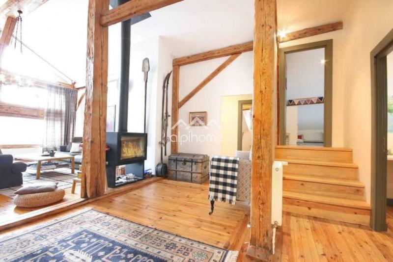 Deluxe sale house / villa Saint gervais les bains 1050000€ - Picture 1