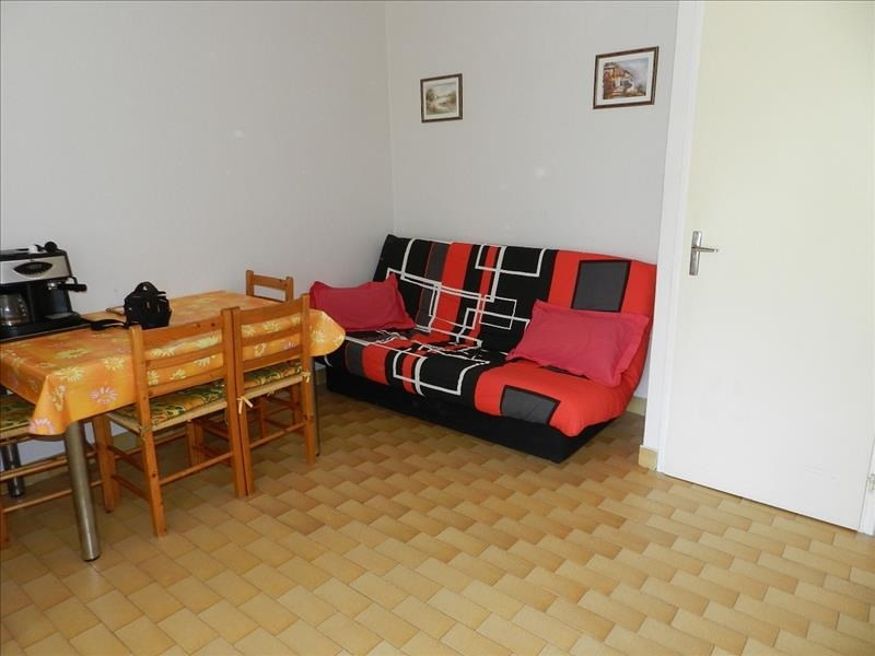 Rental apartment La grande motte 500€ CC - Picture 2