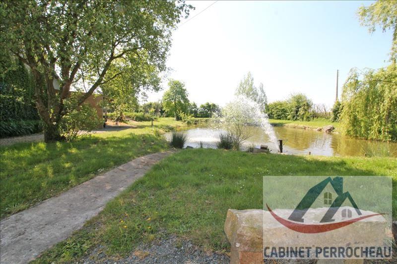 Vente maison / villa La chartre sur le loir 270300€ - Photo 2
