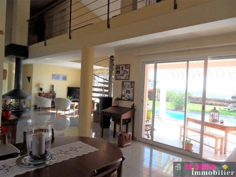 Deluxe sale house / villa Quint fonsegrives 573000€ - Picture 2