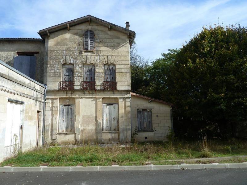 Investment property house / villa Niort 106000€ - Picture 3