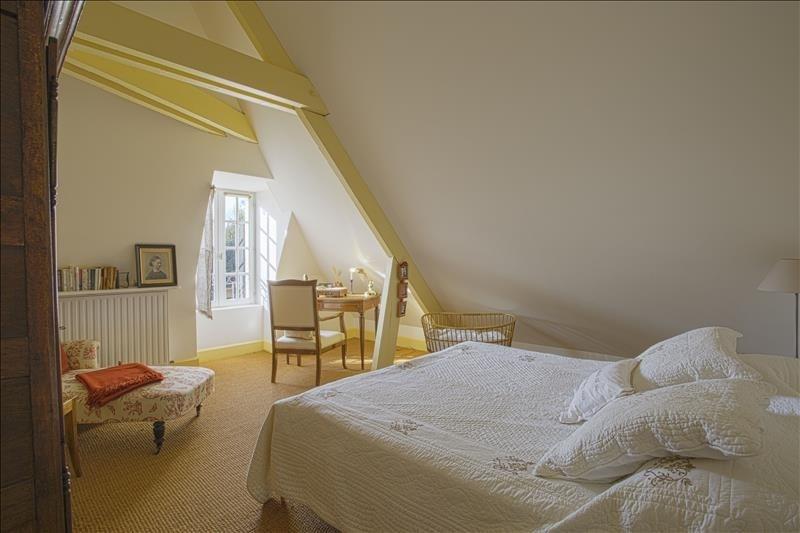 Revenda residencial de prestígio castelo Gonneville en auge 936000€ - Fotografia 10